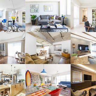 Airbnb お部屋 物件 民泊 撮影致します 撮影料金 8,000円〜