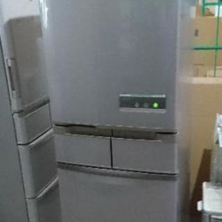 日立 HITACHI ノンフロン冷凍冷蔵庫 R-S42YM 415L