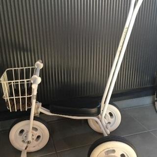 無印良品♡三輪車♡アイボリー