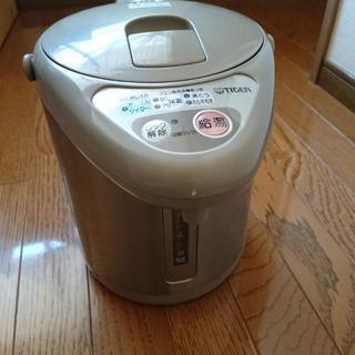 !値下げ!*日本製*タイガー 電気ポット2.2L