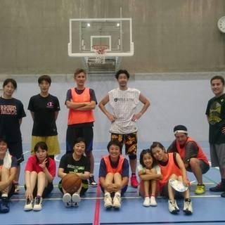 【練習日更新9月-11月】一緒に楽しくバスケットボール☆40代中心...