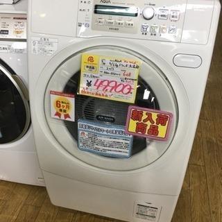 2013年製 AQUA AirWash 9/6kgドラム式洗濯機 ...