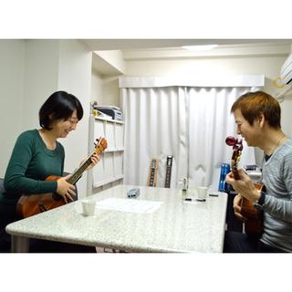 大橋英比個ウクレレレッスン(ウクレレ教室&スチールギター教室)|...