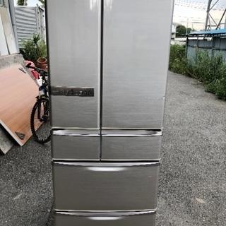 SHARPプラズマクラスター搭載🍇 440㍑フレンチドア6ドア冷蔵...