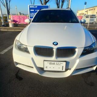 車検たっぷり BMW 320i ツーリング