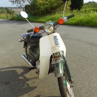スーパーカブ50  HONDA  C50