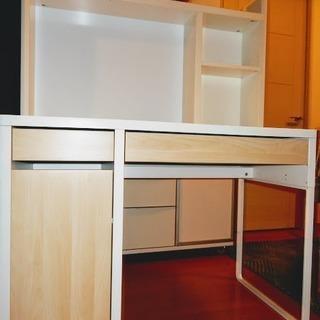 IKEA 「ミッケ(MICKE)」学習机【取りに来られる方限定】