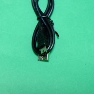 未使用 mini USB(2.0)Mini−Bオス⇔TypeAオス...