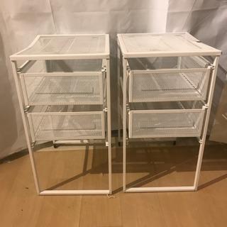 IKEA スチールラック