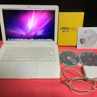 MacBook(13-inch, Mid2010) & Offic...