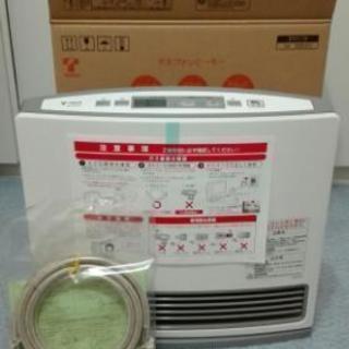 東邦ガス ガスファンヒーター 未使用品