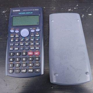 カシオ関数電卓 FX-370ES