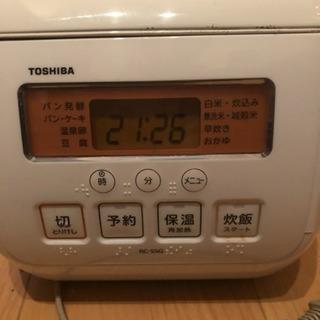 TOSHIBA RC-5SG 炊飯器