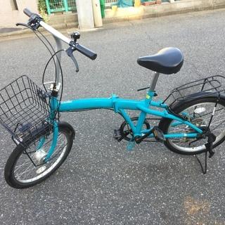 折り畳み自転車 CORONET  コロネット 20インチ  サビ...