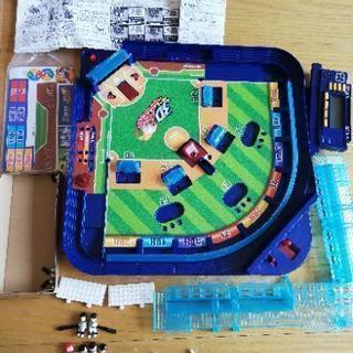 エポック社 野球盤 3Dエース 3DAce 中身は美品