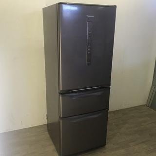 新品同様!16年製パナソニック エコナビ 冷蔵庫