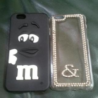 iPhone6ケース♥2個♥