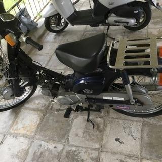 スーパーカブ50 名義変更お願いしてます 原付 バイク