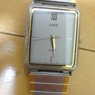 SEIKO セイコー ALBA 腕時計 アルバ Y101-5460...