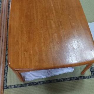 テーブル3【お一人ご相談中】