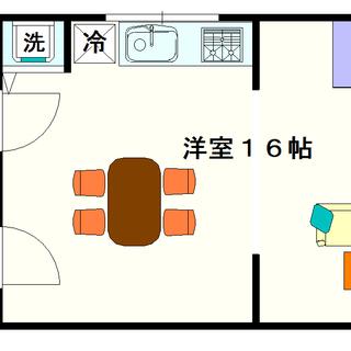 【ラムール難波南】1Rタイプ!30平米以上のビックワンルーム!!