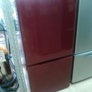 AQUA 157L冷蔵庫 AQR-16E 2015年製