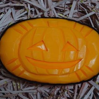 ソープカービングでハロウィンかぼちゃを彫ろう!