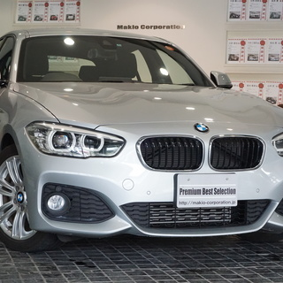 BMW 118i Mスポーツ 1オナ/LEDヘッド/Pサポー...
