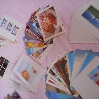 ポストカード・メッセージカード約100枚セット