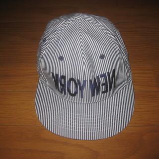 New York ロゴ キャップ 帽子