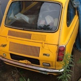 ガレージに寝てる車買い取ります。不動車 旧車