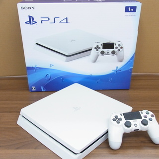 PS4 ソニー HDD 1TB CUH-2000BB02 グレイシ...