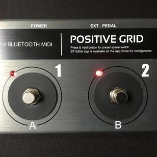 【新品同様】POSITIVE GRID BT-2 Bluetoot...