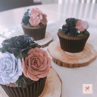 ♡10月.cupcake 1day lessonのお知らせです♡