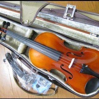 国産バイオリン SUZUKI No.200 4/4 フルセット