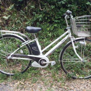 ★電動アシスト自転車★パナソニックのビビ 中古自転車 188