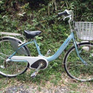 ★電動アシスト自転車★パナソニックのビビNX 中古自転車 189
