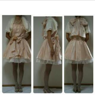 ピンクドレス 組み合わせ180パターン以上!