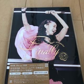 安室奈美恵  DVD  初回限定盤  新品未開封