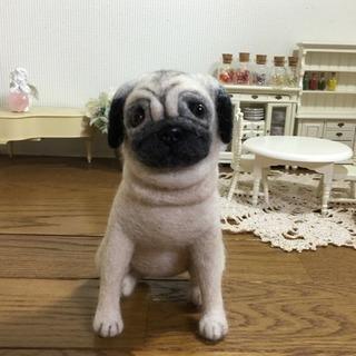 ゆみ羊毛フェルト・あみぐるみ教室  川西能勢口 月2回火曜日 生...