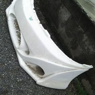 初代オデッセイ用ギャルソンエアロ(フロント)