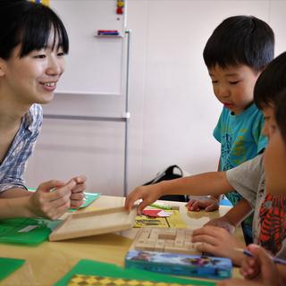 花まる学習会 さくら幼稚園教室(勝田台駅)【子どもたちの成長をサ...