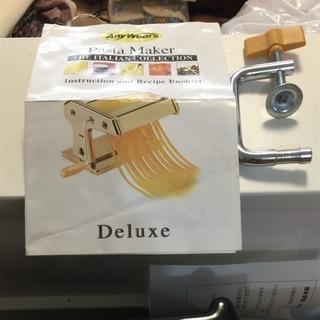 新品 anywears パスタメーカー デラックス − 神奈川県