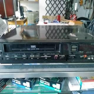 ジャンク ビデオ VHSレコーダー