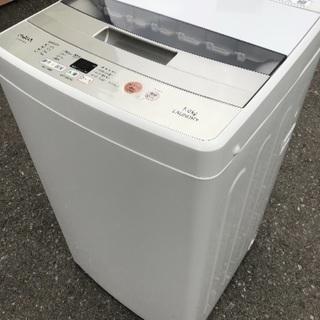 18年式✨5㌔洗濯機✨ 🌀👕💦この商品は配送設置無料