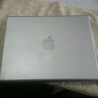 Appleノートパソコン♥ジャンク品