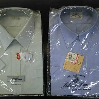【新品未使用】メンズワイシャツ*半袖*2枚セット