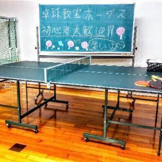広島市西区 卓球個別指導