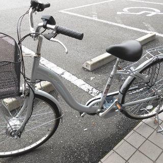 IGNIO 電動アシスト自転車。トレファク東大阪店です。