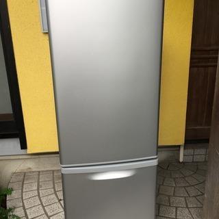 美品 パナソニック 冷蔵庫 NR-B179W 2016年製 168L